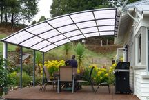 Other Company's Polycarbonate Patio Cover