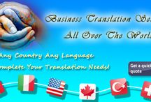 Business/ Document Translation / Certified Translation Services  1. All our Certified Translation Services involve a four-step process - including the double quality control are all translated documents are reviewed by experts for translation by another expert. A second opinion can eliminate any errors that may have crept in because of the sheer participation of experts.  This approach allows us to offer Quality Certified Translation.