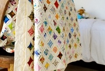 Quilts, Quilts, and More Quilts / by Amy Rickards