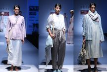 WIFW SS 2015 Day 2 / Pastels owned Day 2, while melodramatic prints, fragile fabrics and breezy silhouettes reminded us of the first whiff of spring