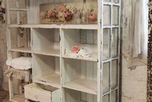 Cupboards / Shabby Chic