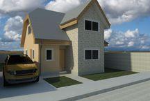 Viviendas Loteos Osorno 2014 / Diferentes propuestas de viviendas económicas.