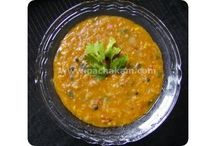 Indian Dal (Lentil) Curries / Simple dal curries