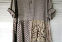 Staré šaty v novej podobe