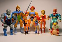 Thundercats / Released in 1985, the Thundercats was one of the most popular toys of the 1980's.
