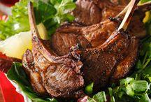 Meat dinner