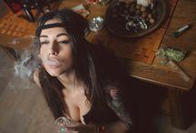 weed girls