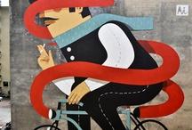 street art • arte callejeira
