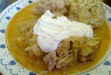 szlovák étel