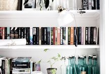 HOME INSPIRATION | Shelves