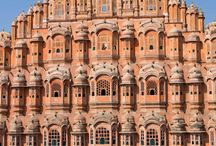 India | Jaipur The Pink City In Colorful Rajasthan / Resplendent in the hues of its noble and magnificent past, the historic city of Jaipur stands out as one of the most spectacular and culturally vibrant destinations in the world. A city of colors, the city charms its admirers and visitors with it confluence of terrains, colors, and cultures. The ancient city, immaculately planned by its learned king and his trusted architect, was amongst the first planned cities in the Indian subcontinent.