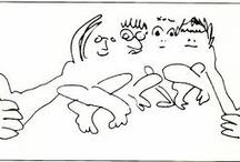 John Lennon Drawings