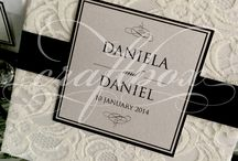 Wedding Invitations / Gorgeous designs to suit all Wedding styles.