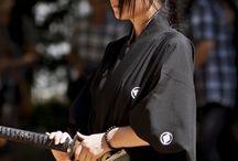 Samurai / by Adam Grogitsky