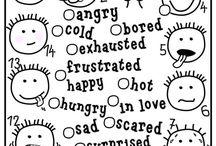 Feelings - Emotions