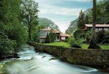 Asturias Patria Querida / Vivir, disfrutar, estudiar, trabajar, visitar.... Un paraíso terrenal.