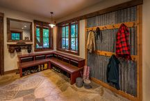 Mudroom Spaces