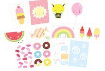 A Little Lovely Company / Lampade dalle forme divertenti e cartoline kawaii, per il tuo bambino o per fare un regalo originale e divertente!