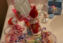 Christmas elf on the shelf Mideast  / by Emily Arzola