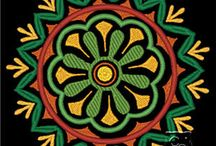 Mandela Embroidery Designs