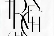 Typography / by Samantha Langdorf