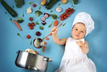 Meal Ideas for Children / Our favourite recipes for making the children's meals. The kids breakfast, lunch, evening meal recipes are all featured in our food for children board. We select the recipes for healthy and fun snacks for the kids too!