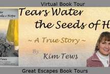 Virtual Blog Tour - Tears Water the Seeds of Hope
