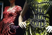 The Fashion World of Jean Paul Gaultier at the DeYoung Museum SFCA / Amazing exhibit of JPG's prolific career. A must see at the DeYoung in San Francisco. / by Kristina Lacson McConnico