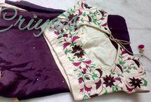 stylish sarees