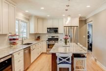 Lake Nokomis Open Concept Kitchen / Titus Contracting completed a beautiful, bright, open concept kitchen near Lake Nokomis. It's the perfect space for our client's to entertain their family and friends.
