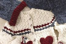 Knitting & crochet / by Tracey Kenyon