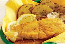 Fish Recipes / Great recipes starring delicious catches from the sea!