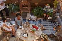 Boho Parties & Events