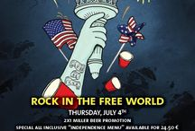 4TH OF JULY @ HARD ROCK CAFE VENICE
