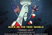 4TH OF JULY @ HARD ROCK CAFE VENICE