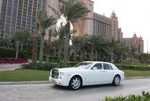 Rolls Royce Phantom White