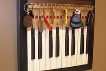 up cycled pianos