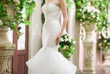Vestidos de noiva tomara-que-caia