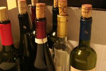 Cool Wine Stuff / Wine bottle holders, upcycled wine bottles, and more
