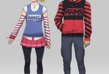 Arms style