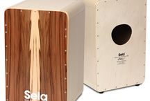 Sela Cajons / We build high quality cajons for musicians with demands. Visit http://www.sela-cajon.com and explore more exciting Sela cajons!