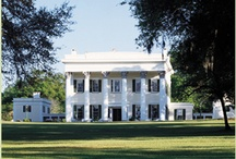 Millford Plantation / Built between 1839-41, Millford Plantation (Pinewood, S.C.) is one of the finest examples of Greek Revival architecture in America and still retains most of its documented Duncan Phyfe furniture.  Learn more at: http://classicalamericanhomes.org/millford-plantation-2/