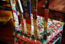 dekoration möbler