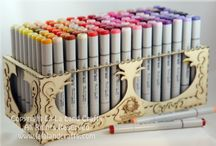 Copic Markers / by Olivia Georgevich