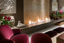 Bio éthanol fireplace