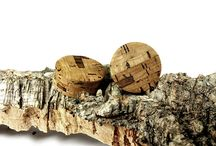 Cork Plugs - The Basics / Handmade Plugs with Natural Portuguese Cork by Abilia Love.