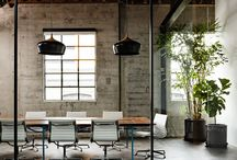 Office Refurbishment 2015/6 / Inspiration for our office space