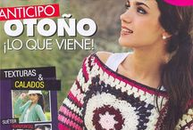 revistas tejidos