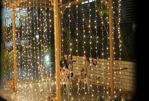 Fairy light ideas