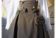 clothing- steampunk